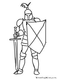 how to draw knights cartoon characters drawing tutorials drawing