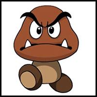 How To Draw Super Mario Bros Characters Mario Luigi Bowser