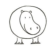How to Draw Hippos : Drawing Tutorials & Drawing & How to ...