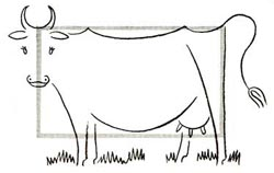 How To Draw Cows Drawing Tutorials Drawing How To Draw Cows