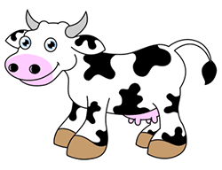 How to Draw Cows : Drawing Tutorials & Drawing & How to Draw