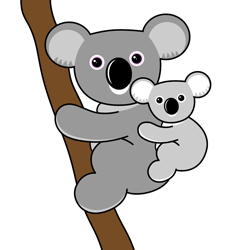How to Draw Koala Bears : Drawing Tutorials & Drawing & How to Draw ...