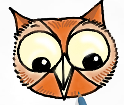 How To Draw Owls Drawing Tutorials Drawing How To Draw Owls