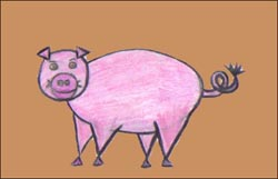 How To Draw Pigs Drawing Tutorials Drawing How To Draw Pigs
