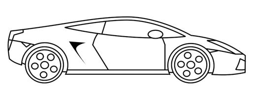 Car draw - CARSPART