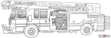 how to draw trucks and vehicles drawing tutorials drawing how