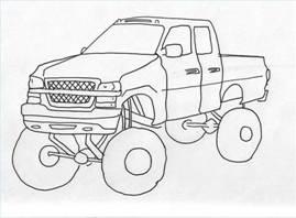Howtodraw Trucks Tutorials