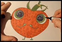 How To Draw Cloudy With A Chance Of Meatballs Cartoon Characters Drawing Tutorials Drawing How To Draw Cloudy With A Chance Of Meatballs Illustrations Drawing Lessons Step By Step