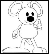 How To Draw Garfield Cartoon Characters Drawing Tutorials Drawing How To Draw Garfield Odie Jon Comics Cartooning Lessons Step By Step Instructions