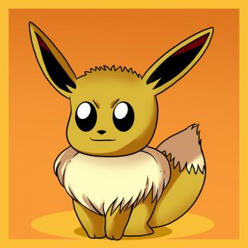 Eevee Is One Of The More Popular Pokemon In Anime Series That Airs On Cartoon Network What Yo Call A Mammalian