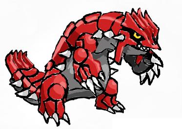 How To Draw Pokemon Groudon