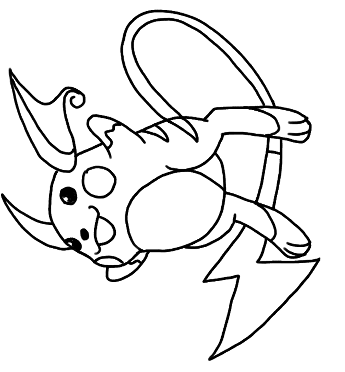 Find Out How To Draw Pikachu In Ten Steps This Free Online Cartoon