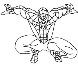 Spiderman Cartoon Super Hero Free in addition Album De Stickers Panini as well Aranha Vector   1624 furthermore El Valiente Hombre Arana moreover Drawing References. on the amazing spider man