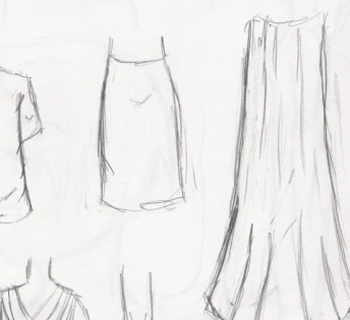 How To Draw Clothing Wrinkles And Fabric Clothes