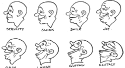 How To Draw Facial Expressions With Drawing Lessons Tutorials For