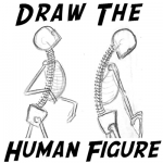 Proportions of the Human Figure : How to Draw People in Correct Ratios & Proportions with Drawing Lessons & Tutorials for Cartoons & Illustrations, Realistic Art