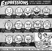 How to Draw Facial Expressions with Drawing Lessons & Tutorials ...