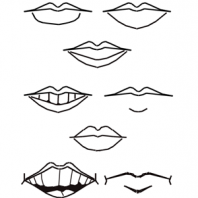 How To Draw Mouths Lessons The Face Drawing Tutorials Learn Step By
