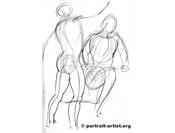 Drawing the Figure : Gesture Drawings