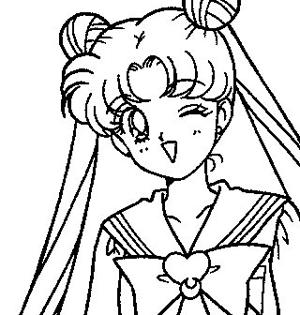Draw Sailor Moon How To Draw Sailor Moon Characters Sailor Moon