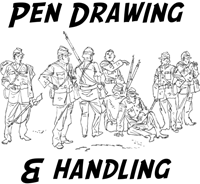 Drawing with Pen and Ink with Easy Lessons for New Techniques and ...
