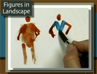 Drawing and Painting Figures in Landscape with Carl Dalio