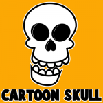 How to Draw Skulls  Drawing Tutorials  Drawing  How to Draw