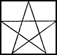 How To Draw Stars The Star Of David With Easy Step By Step Drawing