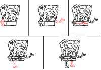 how to draw spongebob squarepants lessons drawing for kids to learn