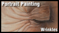 How to Paint Wrinkles in Oil