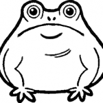 How to Draw Frogs with Step by Step Drawing Tutorial for Kids