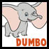 How to Draw Disney Characters - Dumbo