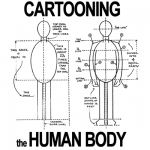 Figure Drawing : How to Draw Cartoon Figures & Bodies Proportions from Front View