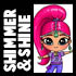How to Draw Cartoon Characters - Shimmer and Shine