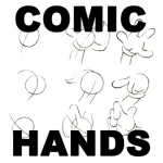 Drawing Cartoon Hands