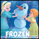 Drawing Frozen Characters