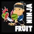 Drawing Fruit Ninja Characters