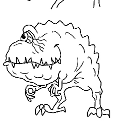 How to draw Monsters : How to Draw Monsters Step by Step