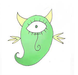 How to draw cute monsters : Monster Drawing Tutorials