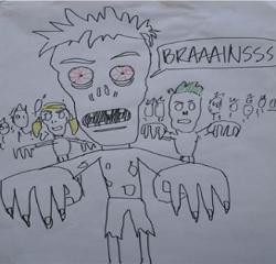 How to draw Monsters : How to Draw Monsters Step by Step