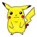 How to Draw Pikachu from Pokemon