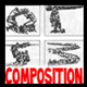 How to Improve Art Compositions
