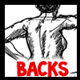 Drawing Human Backs