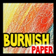 Burnishing Paper
