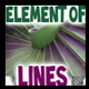 Elements of Lines in Art Compositions