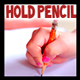 How to Hold Your Pencil Correctly