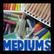 Mediums to Draw With