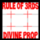 Rule of Thirds and Divine Proportions