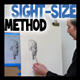 Drawing with the Right Sight Size Method