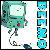 How to Draw Beemo